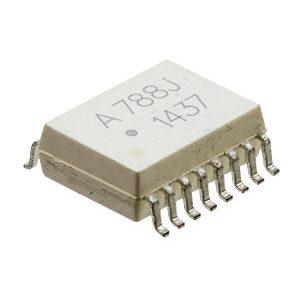 HCPL-788J-500E, оптопара SOIC16